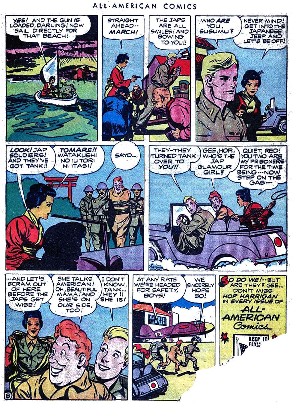 Read online All-American Comics (1939) comic -  Issue #63 - 49