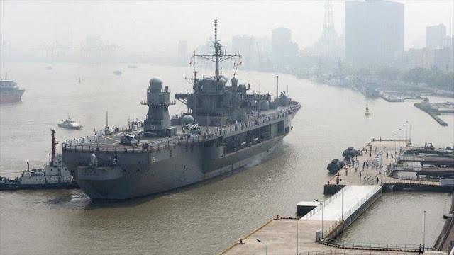 """EEUU forma coalición para """"cazar"""" barcos de crudo hacia Pyongyang"""