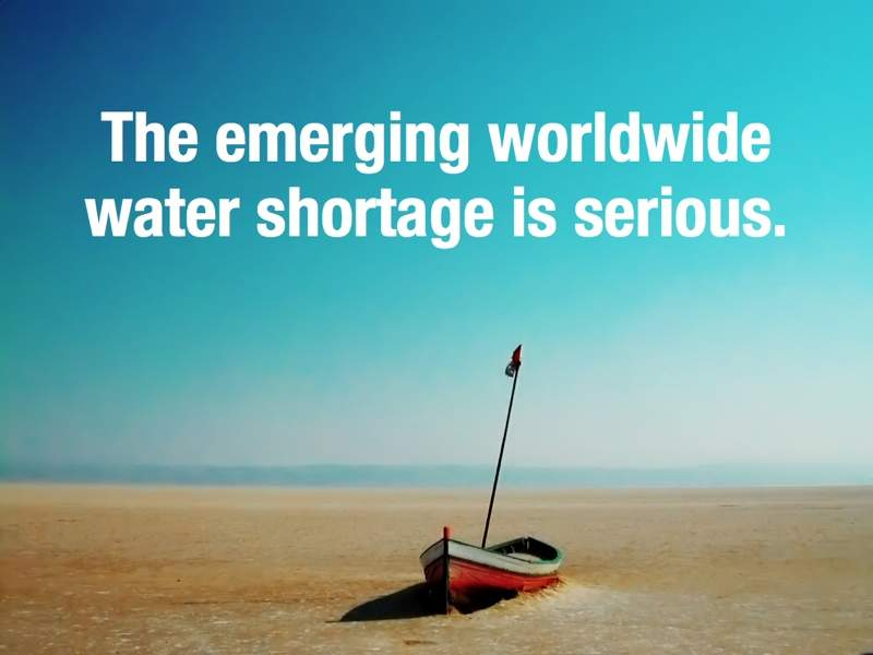 Africa has a water crisis but these innovations could fix it