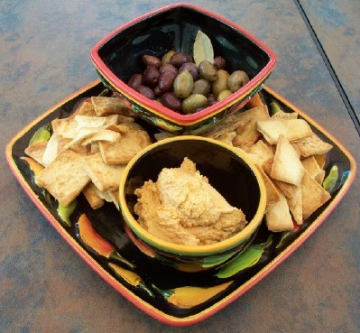 Wine Combinations: Snacks with Red Wine