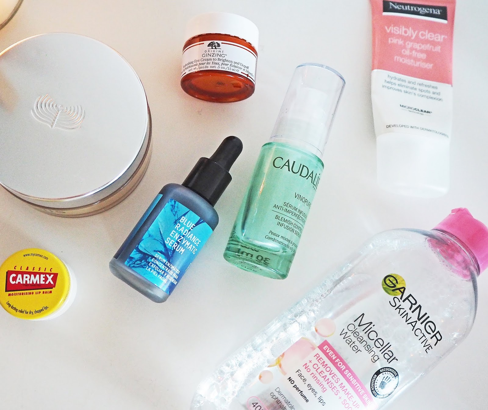 Evening Skincare Routine Beauty Products