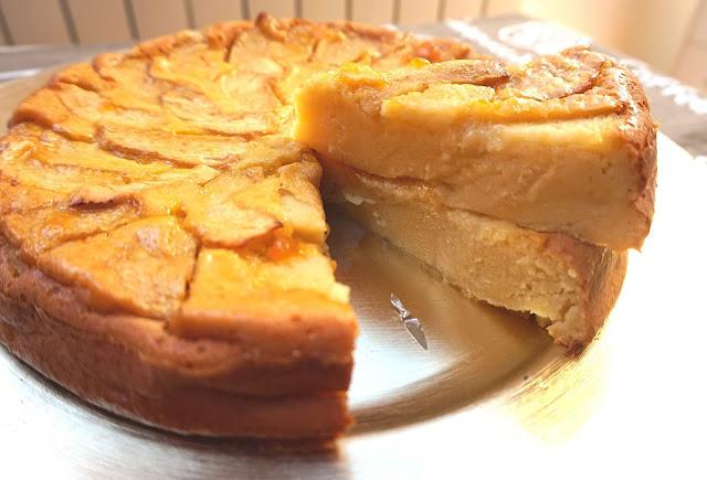 Tortilla de habas | Receta sana
