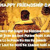 Happy Friendship day Status in Bengali, Gujarati, Marathi, and Telugu