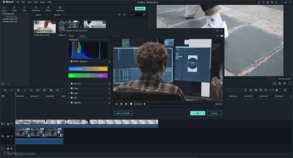 Filmora Video Editor software ringan untuk edit video PV