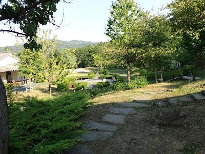 monastero zen sanbo-ji berceto