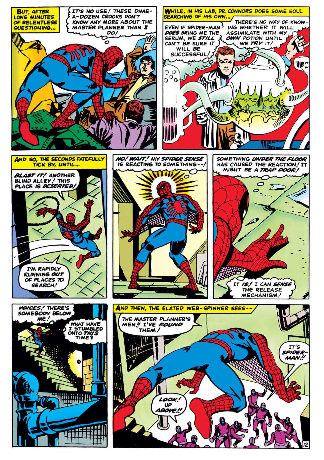 The Amazing Spider-Man (1963) 32 Page 12