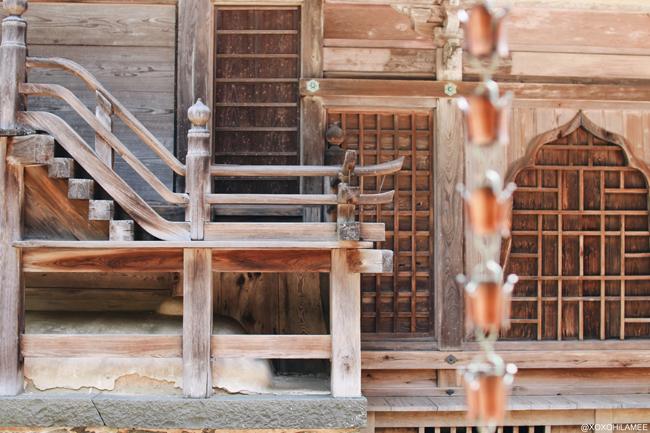 兵庫県丹波市柏原町観光 八幡神社