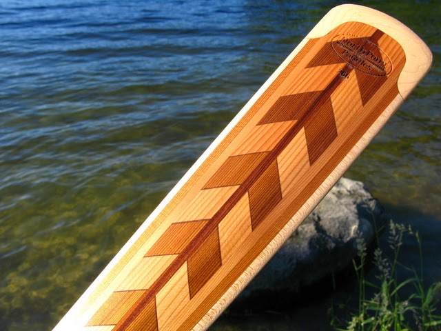 Greenland Paddle - Kinloch