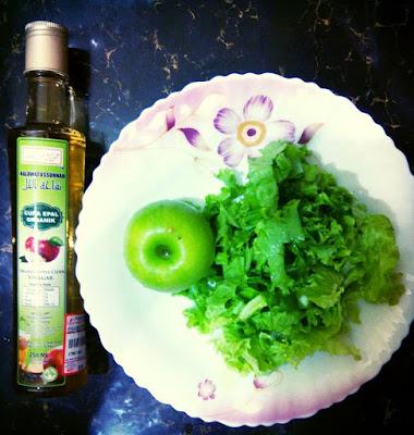 cuka epal untuk detox dan kuruskan badan