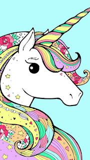 Imágenes de Unicornios fondos para celular whatsapp wallpapers