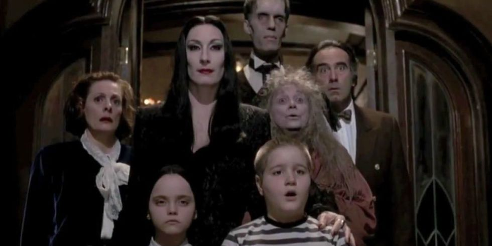 The Addams Family Animated Film In Works.