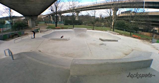 Skatepark Maisons maison Alfort