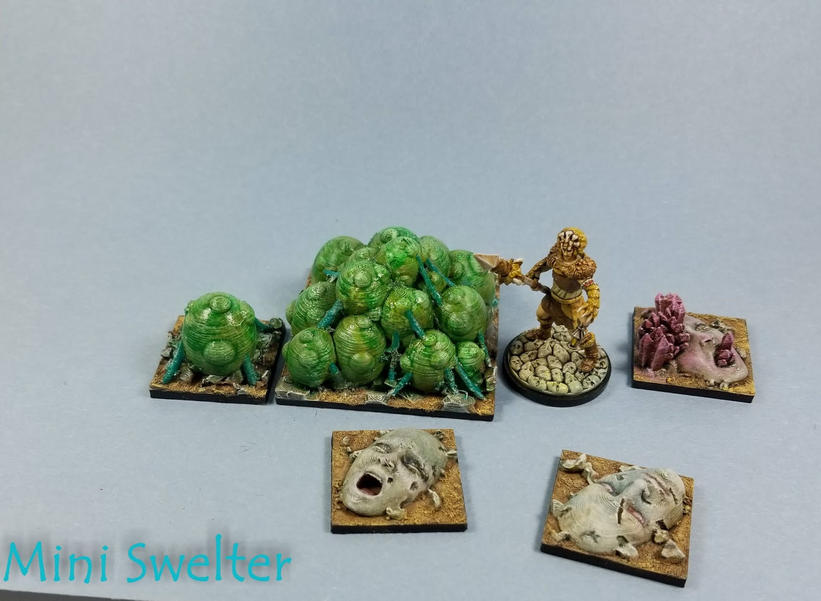 Mini Swelter: More Fun with 3D printing Terrain, Kingdom Death