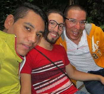 3 Men Wed In First Legally Recognised 'Polyamorous Marriage'