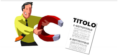 titoli sottotitoli web usability contenuto post blogger blogging tips suggerimenti