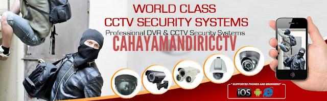 Toko Pasang CCTV Palem Lestari