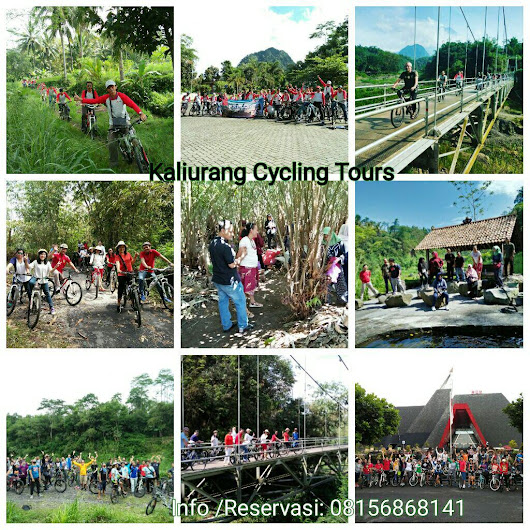 Kaliurang Cycling Tours 2018