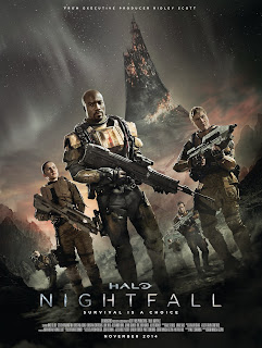 Halo: Nightfall Temporada 1 [Mega] ()