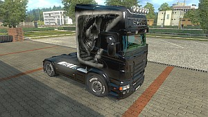 Grim Reaper for Scania RJL
