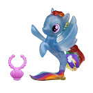 MLP Seapony Rainbow Dash Brushable Pony