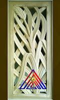 Roster batu alam paras jogja/ paras putih motif ilalang