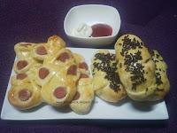 resep roti manis metode thang zong atau water roux