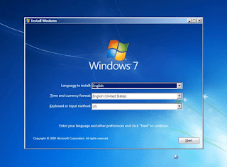 windows 7 me language kaise select kare