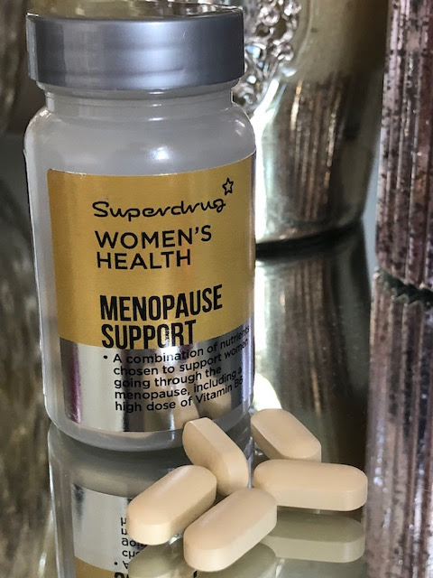 Talking About The Menopause With Superdrug