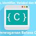 Tipe Data, Identifier, Variabel dan Konstanta Dalam Pemrograman Bahasa C
