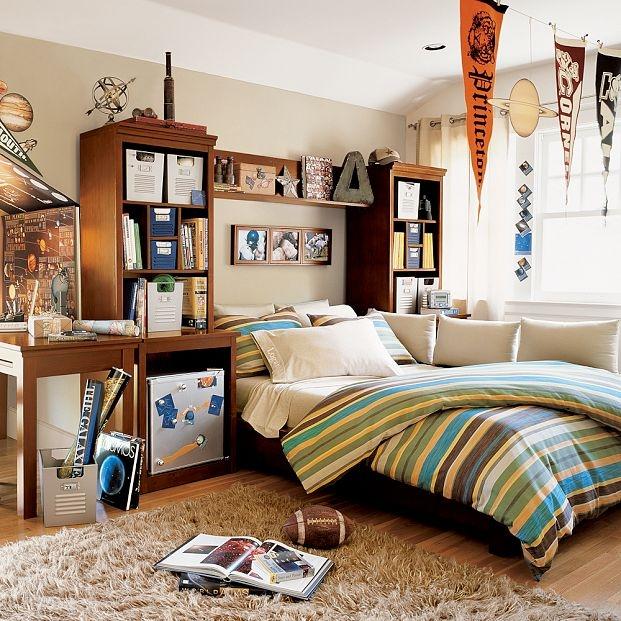 12 teen boy rooms for inspiration   nooshloves on Teenager:_L_Breseofm= Bedroom Ideas  id=12357