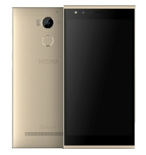 Tecno Phantom 5 Finger Print