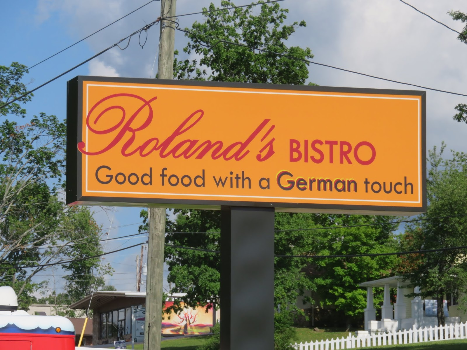 Big Daddy Dave: German Cuisine in Maryville Tennessee