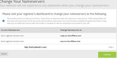 Cara Pasang SSL pada Domain diblogger3