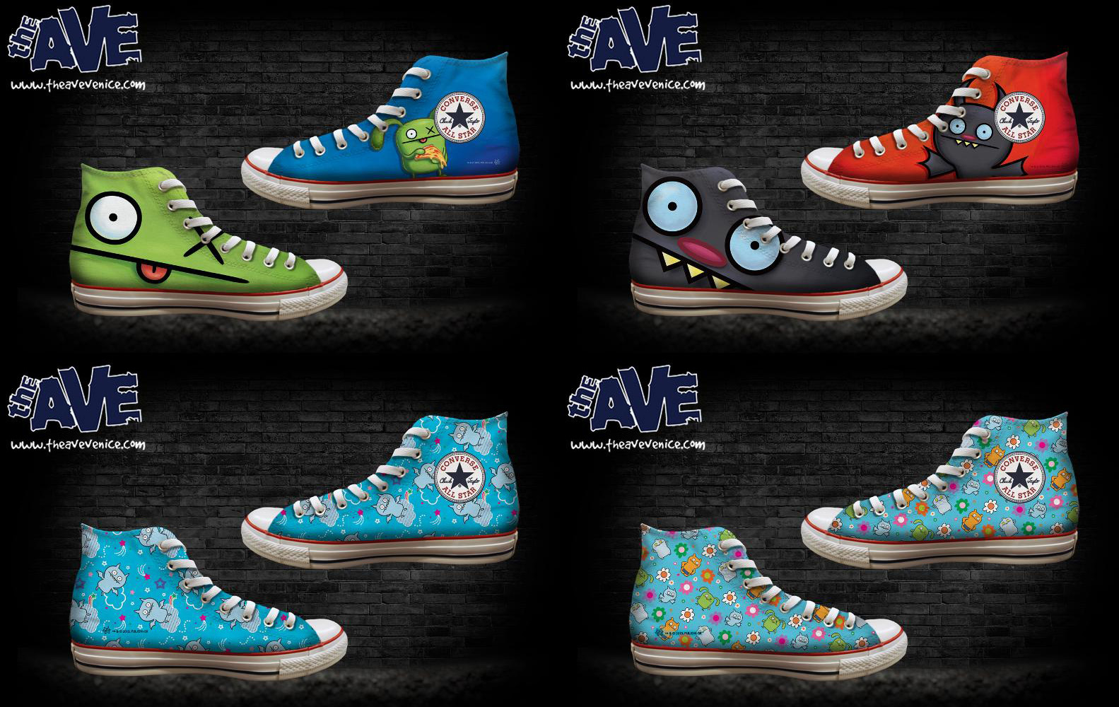 Uglydoll Shoes!