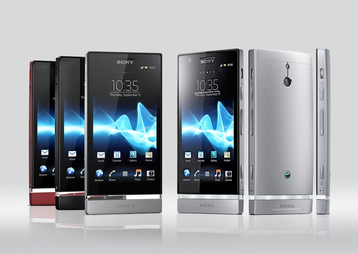 Sony Xperia P Libre Phones Phones Phones Sony Xperia P Mobile Phones Review