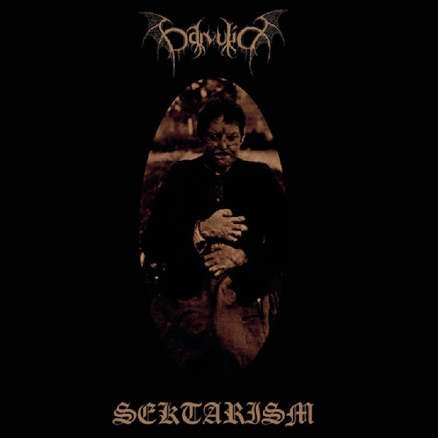 darvulia sektarism funeral doom black metal france
