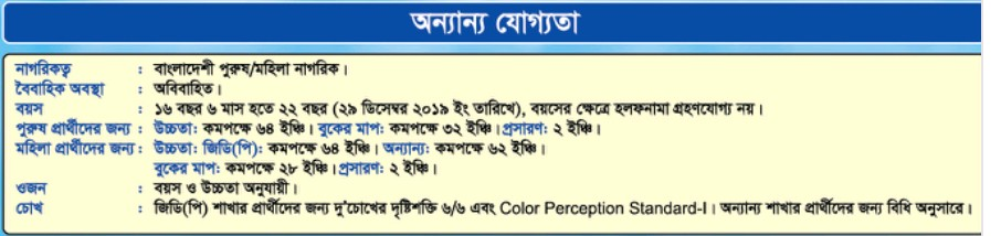 Join bangladesh air force circular 2019