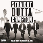 Various Artists - Straight Outta Compton (Music from the Motion Picture) Cover