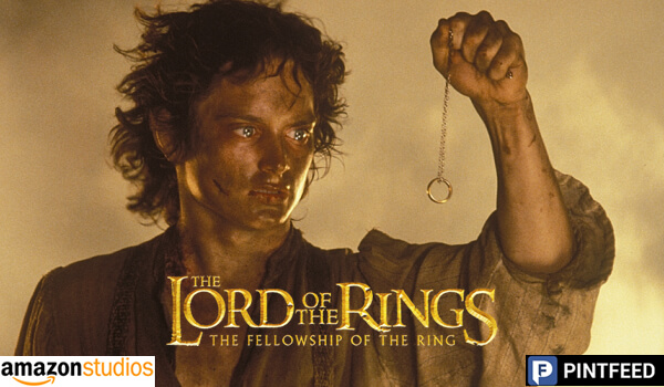 PintFeed | Lord of the Rings, TV series