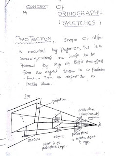 Engineering Drawing Hand Notes Free to Download PDF