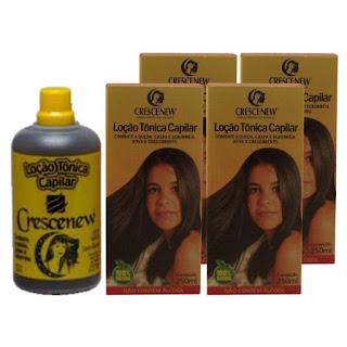 Kit para crescimento de cabelo, loção antiqueda, 4 unidades.