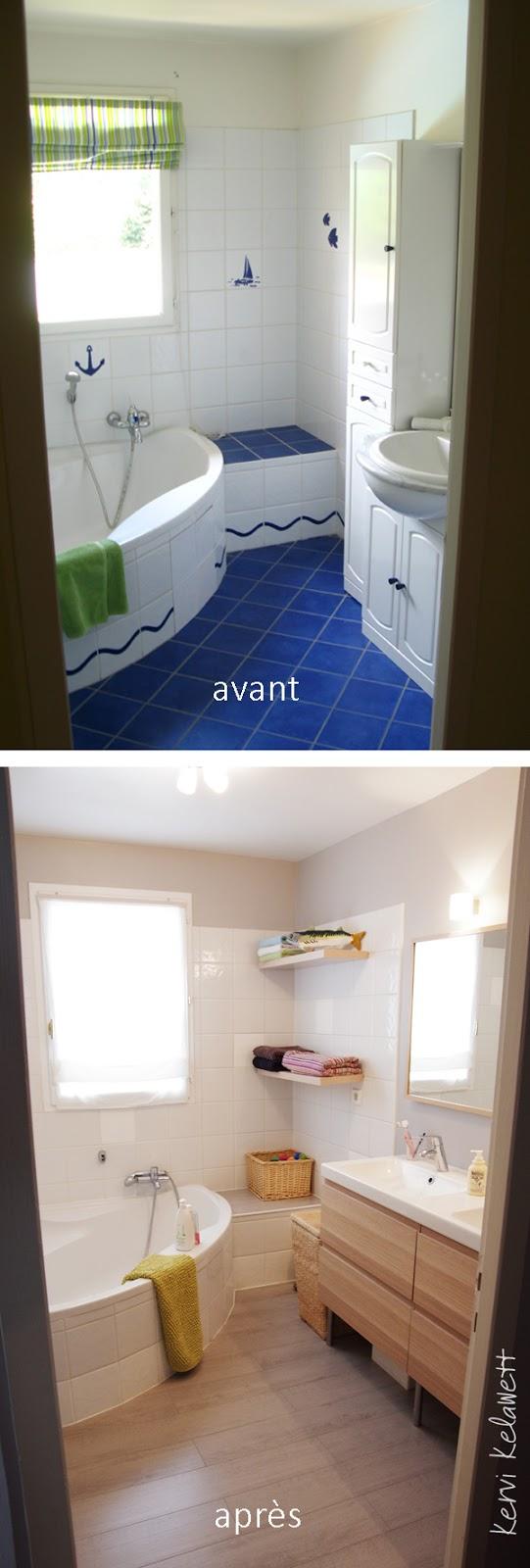 Kervikelawett relooking salle de bain for Relooking salle de bain