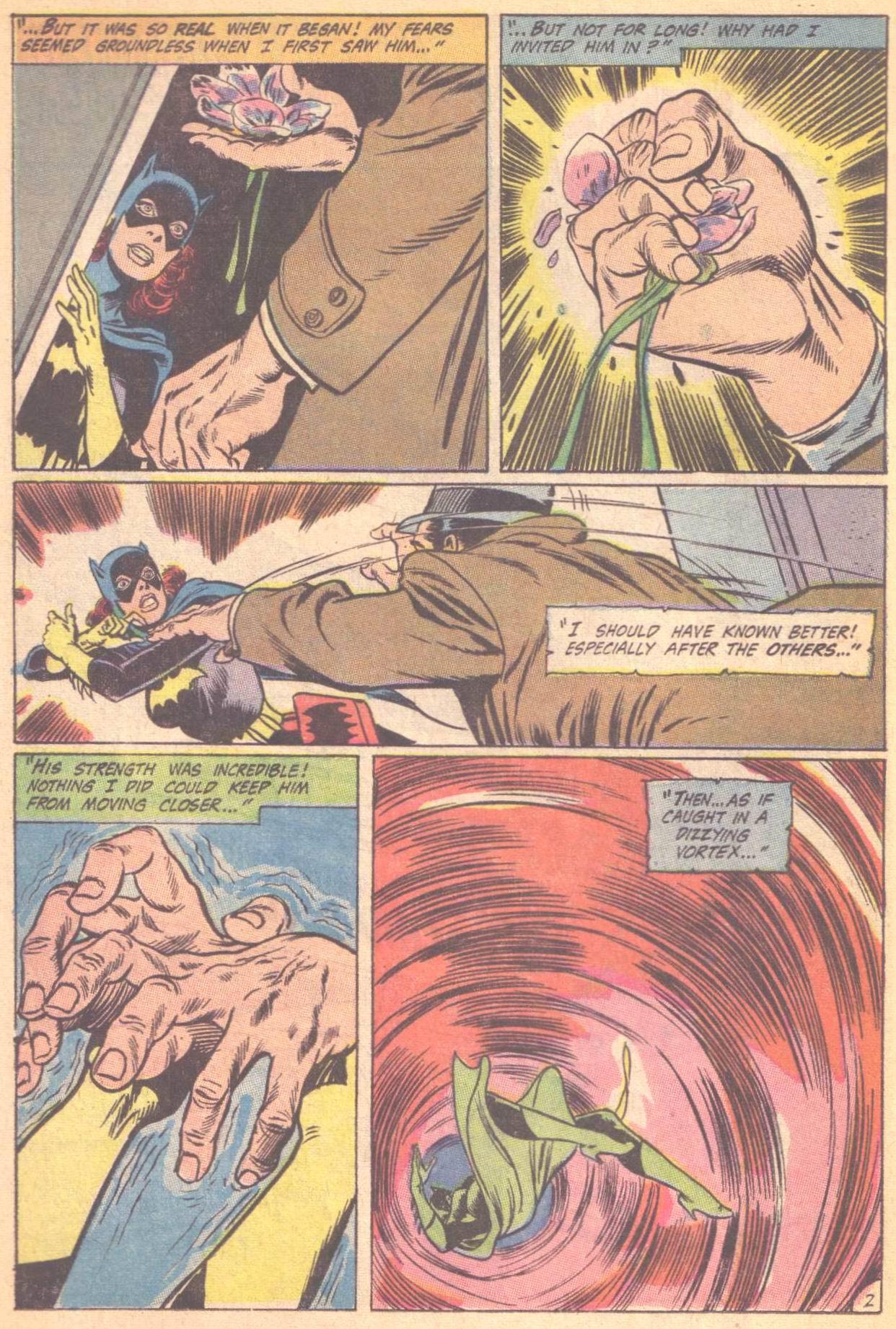 Detective Comics (1937) 396 Page 19