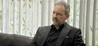 Paulo Roberto (Floriano Peixoto) vai preparar emboscada na próxima semana em Topíssima