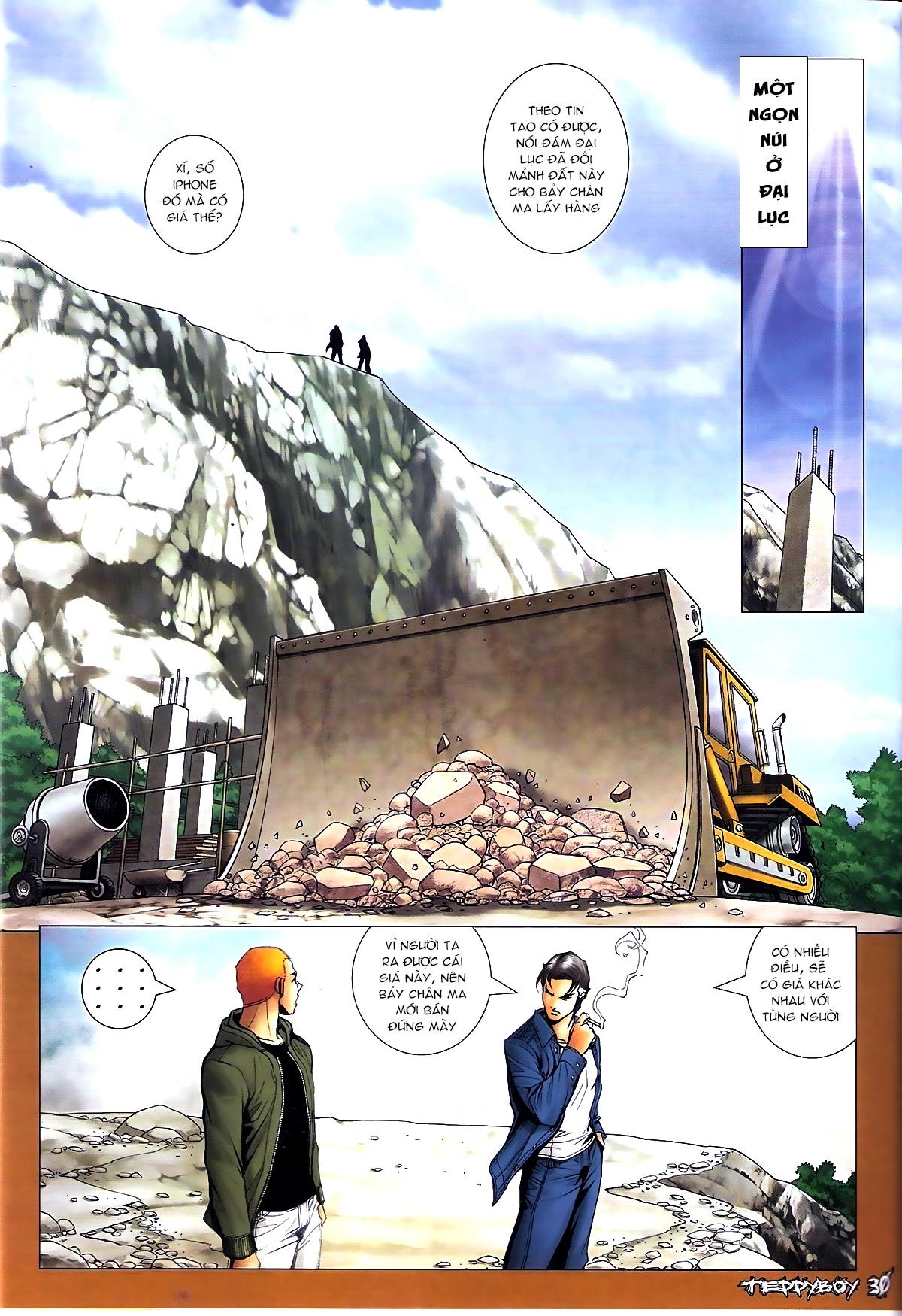 Người Trong Giang Hồ - Chapter 1359: Mắt thấy làm bằng - Pic 26