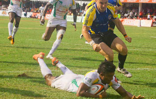 Sri Lanka qualifies for the Asian 5 Nation Rugby Tournament