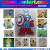 Obtén la Revista de Julio 2016 con ¡ 11 Moldes y 2 personajes de SuperHéroes !