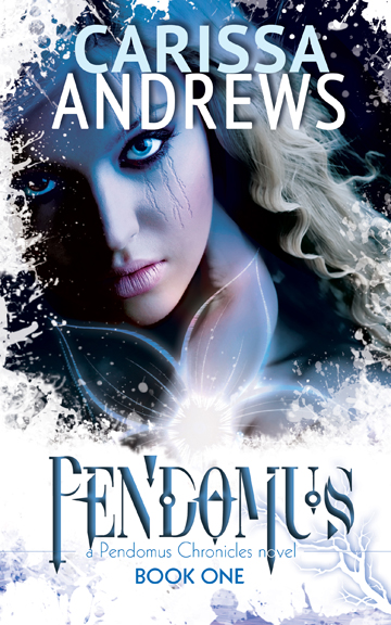 COVER REVEAL Pendomus by Carissa Andrews