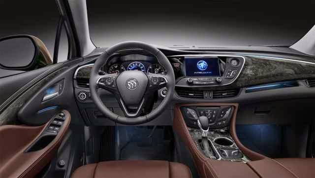 2018 Voiture Neuf 2018 Buick Envision prix, spécifications, Date de sortie, Revue, Photos, Concept