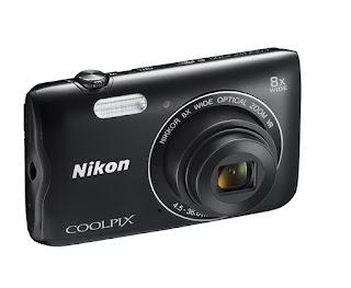 fotocamera Nikon Coolpix A300
